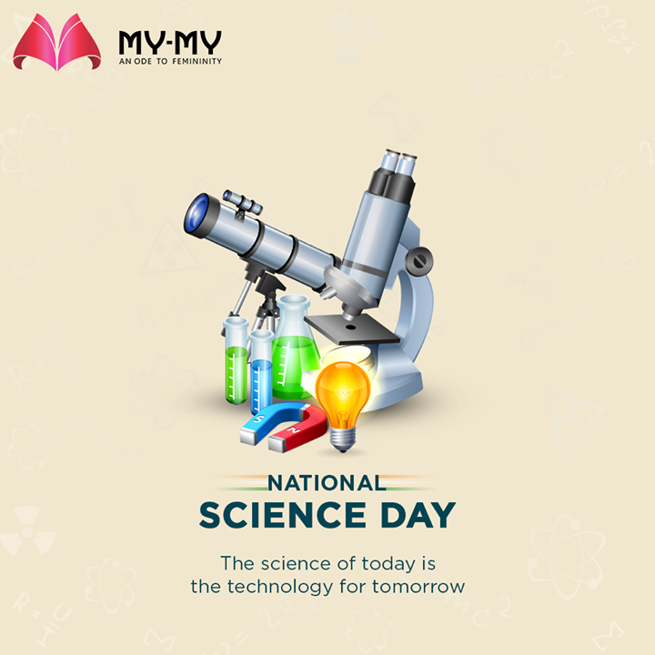 The science of today is the technology for tomorrow.  #NationalScienceDay #NationalScienceDay2021 #CVRaman #RamanEffect #ScienceMyMy #MyMyCollection #Clothing #Fashion #FashionOutfit #Ahmedabad #SGHighway #SGRoad #CGRoad #Gujarat #India