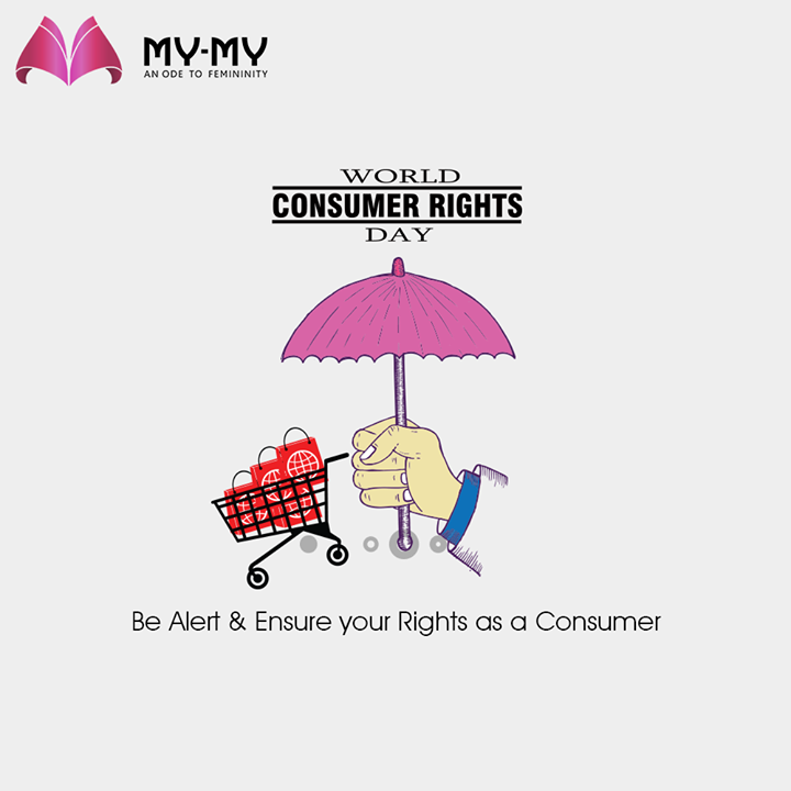 Be Alert & Ensure your Rights as a Consumer  #ConsumerRightsDay #WorldConsumerRightsDay #ConsumerRightsDay2021 #MyMy #MyMyCollection #Clothing #Fashion #Outfit #FashionOutfit #Dresses #CasualWear #Style #WomensFashion #Ahmedabad #SGHighway #SGRoad #CGRoad #Gujarat #India