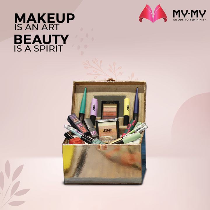 Find the best makeup brands at our store and make getting ready your favorite thing.  #MyMy #MyMyCollection #Clothing #Fashion #Outfit #FashionOutfit #Makeup #Nykaa #Dresses #CasualWear #Style #WomensFashion #Ahmedabad #SGHighway #SGRoad #CGRoad #Gujarat #India
