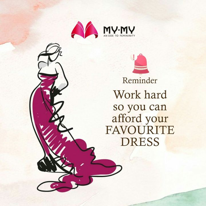Though it's evening time but it's the 1st date of the month.  Decide to save enough money so your favourite dress can find a place in your closet soon.  Shop from My-My, every day from 10 AM to 3 PM  #favoritedress #favouritedress #motivation #MyMy #MyMyCollection #Clothing #Fashion #shoppinglist #Outfit #FashionOutfit  #summerwear #summeroutfits #sharegoodvibes #goodvibes #fashioninahmedabad  #ahmedabadclothing #ahmedabadfashion