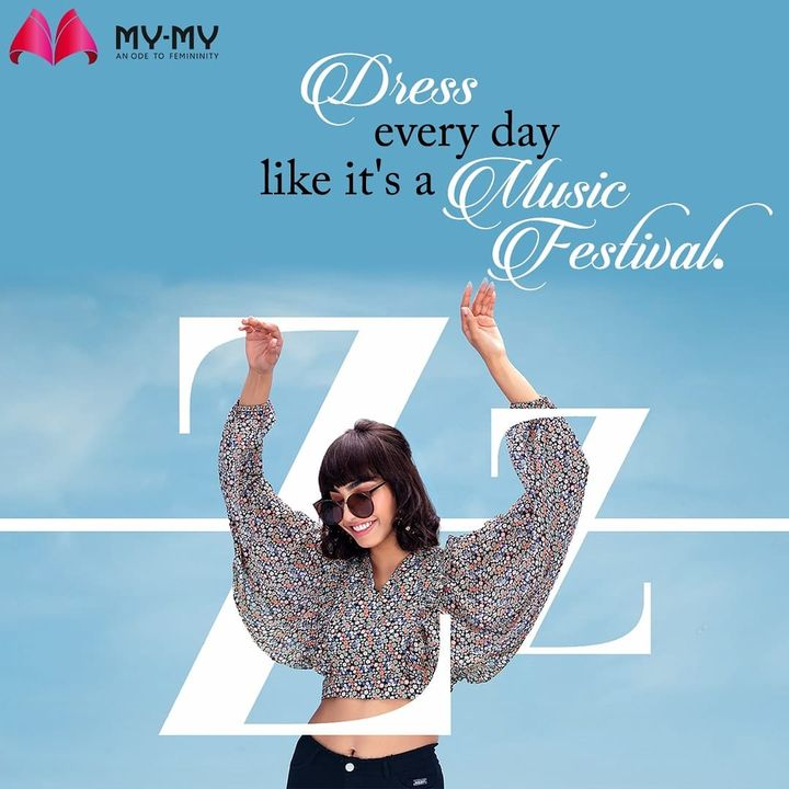 Life is stuck between work to home and home to work...  But it's no harm to dress up like you're having the best out of it.  Shop stylish outfits from your nearest My-My store. . . . . #MyMy #MyMyCollection #croptop #croptops #stylishoutfits #musicfest  #Clothing #Fashion #Outfit #FashionOutfit #summerwear #nightwear #intimatewear  #swimwearfashion #cosmetics #swimwear #summeroutfits #Style #fashioninahmedabad  #ahmedabadclothing #ahmedabadfashion #gujaratfashion #WomensFashion #Ahmedabad #SGHighway #SGRoad #CGRoad #Gujarat