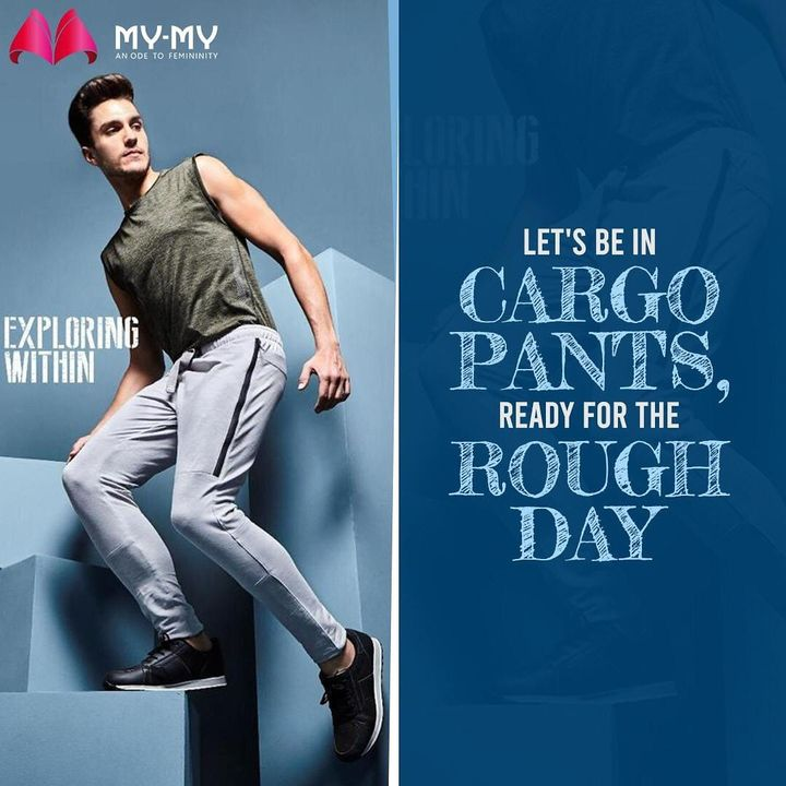 Find the best collection of cargo pants on any day at your nearest My-My store . . . . #cargopants #cargopant #cargo #cargowear #mensbottoms #menswear #MyMy  #casualwear #casualwears #intimatewear  #swimwearfashion #swimwear #summeroutfits  #fashioninahmedabad  #ahmedabadclothing #ahmedabadfashion #gujaratfashion #WomensFashion #Ahmedabad #SGHighway #SGRoad #CGRoad