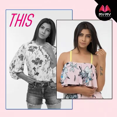 Which one is your pick for this week!  #Style #CurrentTrend #NewTrend #MyMyAhmedabad #FemalelFashion #Fashion