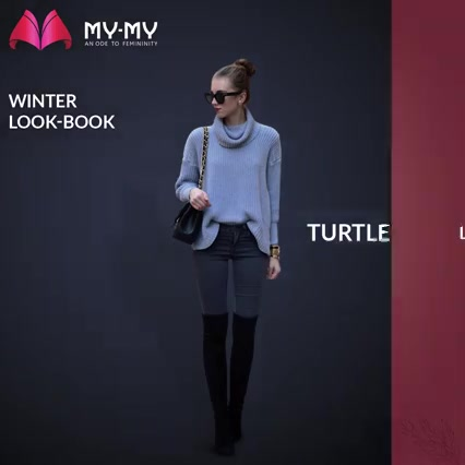 Simple, chic and cozy is the style of this season. Bringing to you, the Winter Look-Book that gives you a polished look, which always works.  #MyMy #MyMyCollection #Clothing #Fashion #Outfit #FashionOutfit #Sweater #CrewNeck #TurtleNeck #DenimJacket #FurJacket #LeatherJacket #WinterOutfits #Style #WomensFashion #Ahmedabad #SGHighway #SGRoad #CGRoad #Gujarat #India