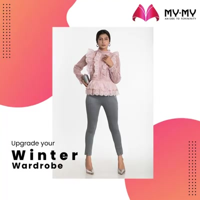 Winters have arrived and so is the Winter Style. Elevate your Winter Wardrobe with statement pieces from My-My. This blush crochet top with full-sleeves is perfect for keeping you warm and in-trend.   #MyMy #MyMyCollection #Clothing #Fashion #Outfit #FashionOutfit #Top #CrochetTop #WinterOutfits #Style #WomensFashion #Ahmedabad #SGHighway #SGRoad #CGRoad #Gujarat #India