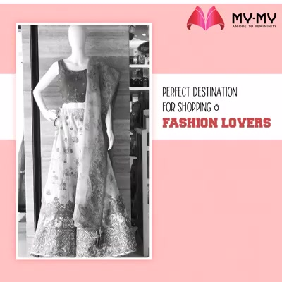Fashion is an expression of the beautiful times and the fascinating fashion destination My-My has a fashionable range of designer ensembles under one roof. Visit our showroom to hand-pick your style that will help you create a unique fashion statement.  #EnchantingCollection #FascinatingFashionDestination #EthicEnsembles #CasualOutfits #MensFashion #FemaleFashion #FashionLovers #TrendyOutfits #Ahmedabad #BeautifulDresses #Gujarat #India