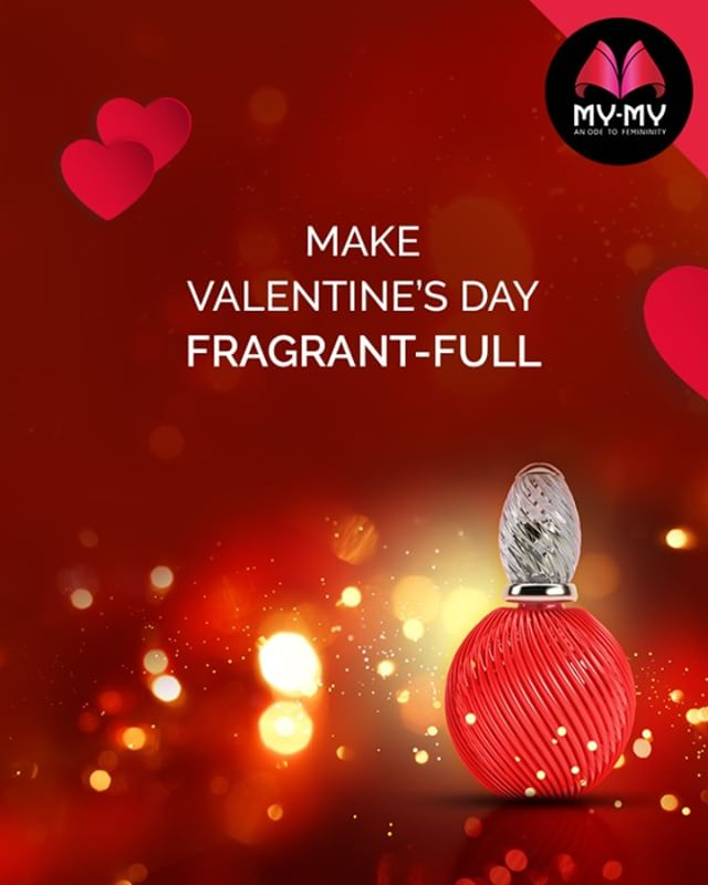 Gift your love a premium perfume this valentines from My-My!  #ValentinesDaySpecial #ValentinesDay #Style #CurrentTrend #NewTrend #MyMyAhmedabad #FemalelFashion #Fashion