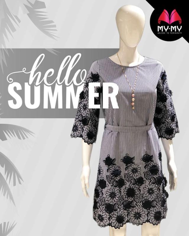 Your Summer wardrobe update is here!  #SummerFashion #WomenFashion #Style #CurrentTrend #NewTrend #MyMyAhmedabad #Fashion