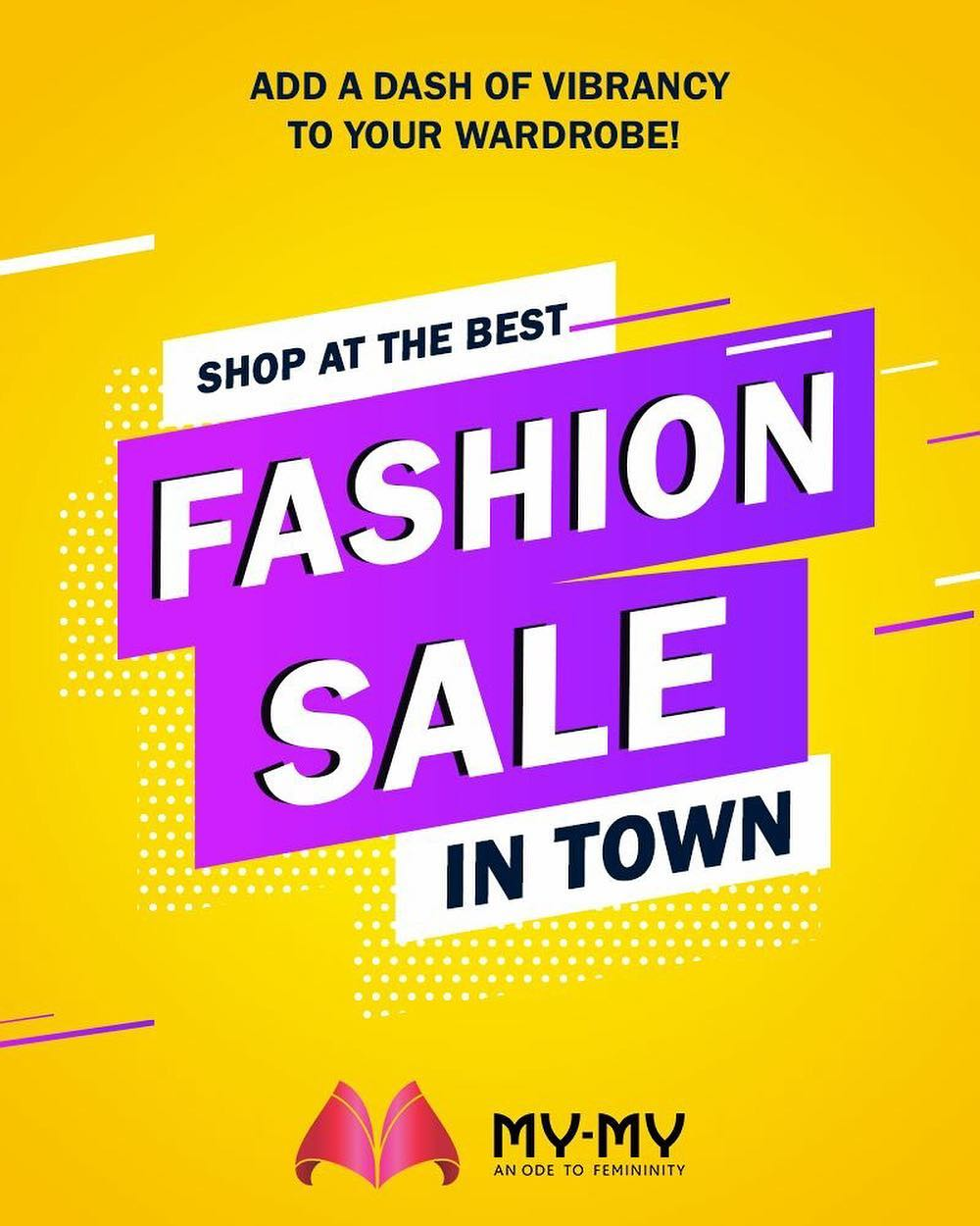 Shop at the best Fashion Sale in town!  #MYMYSale #MyMy #MyMyAhmedabad #Fashion #Ahmedabad #FemaleFashion