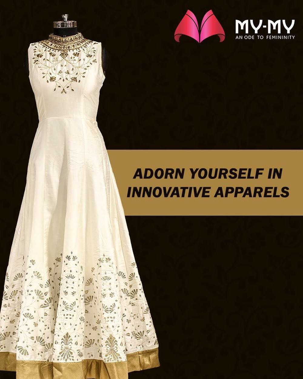 Look pretty and gorgeous!  #MYMYSale #MyMy #MyMyAhmedabad #Fashion #Ahmedabad #FemaleFashion