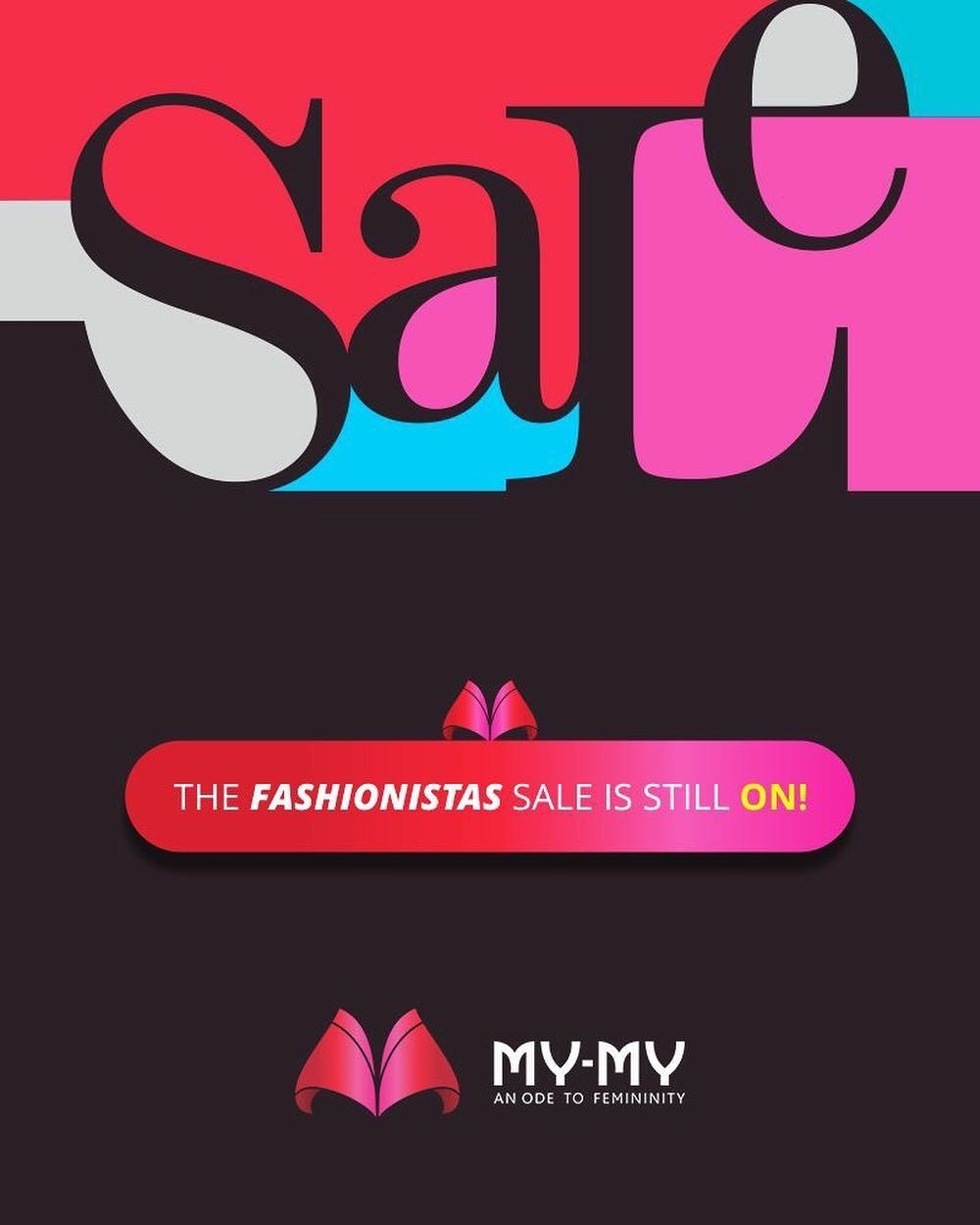 Gear up! My-My Sale is still on. Head out to our store for amazing offers  #MYMYSale #MyMy #MyMyAhmedabad #Fashion #Ahmedabad #FemaleFashion