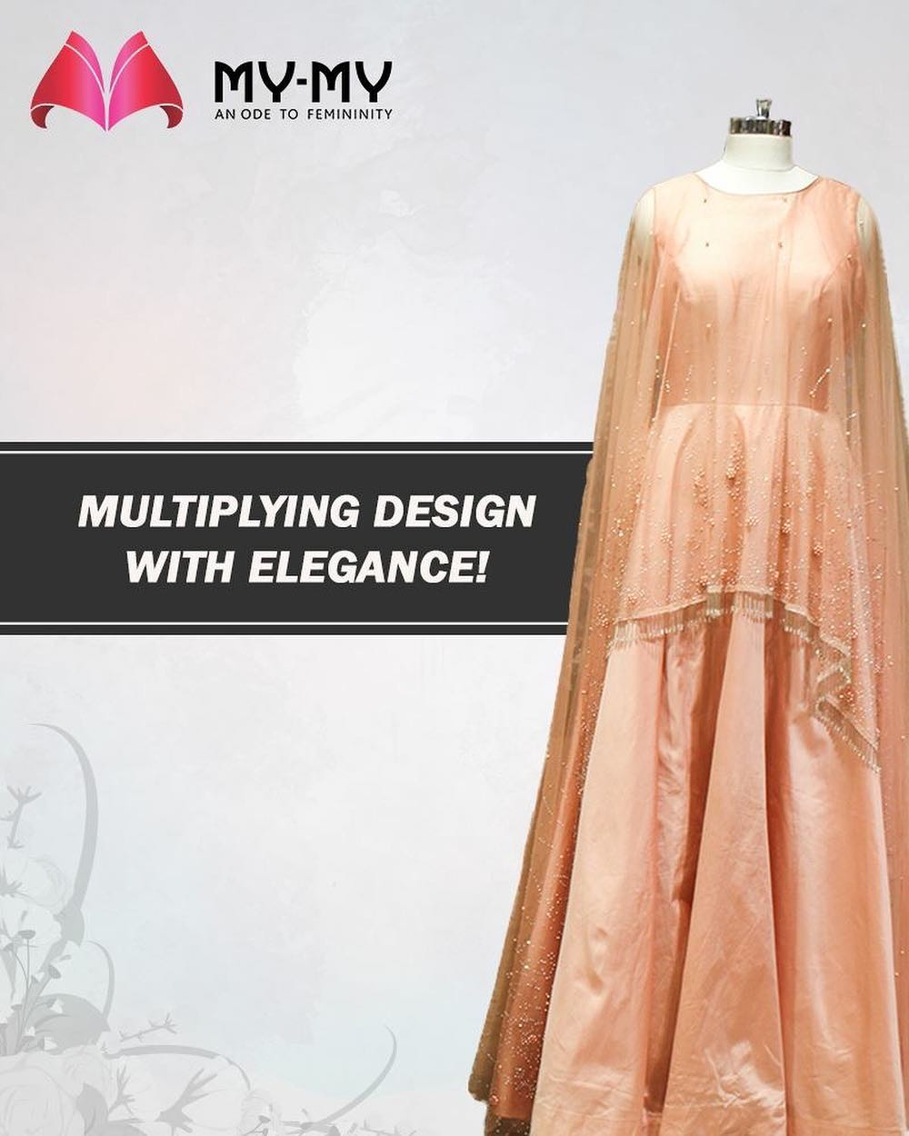Dress up in magnificent apparels!  #MYMYSale #MyMy #MyMyAhmedabad #Fashion #Ahmedabad #FemaleFashion