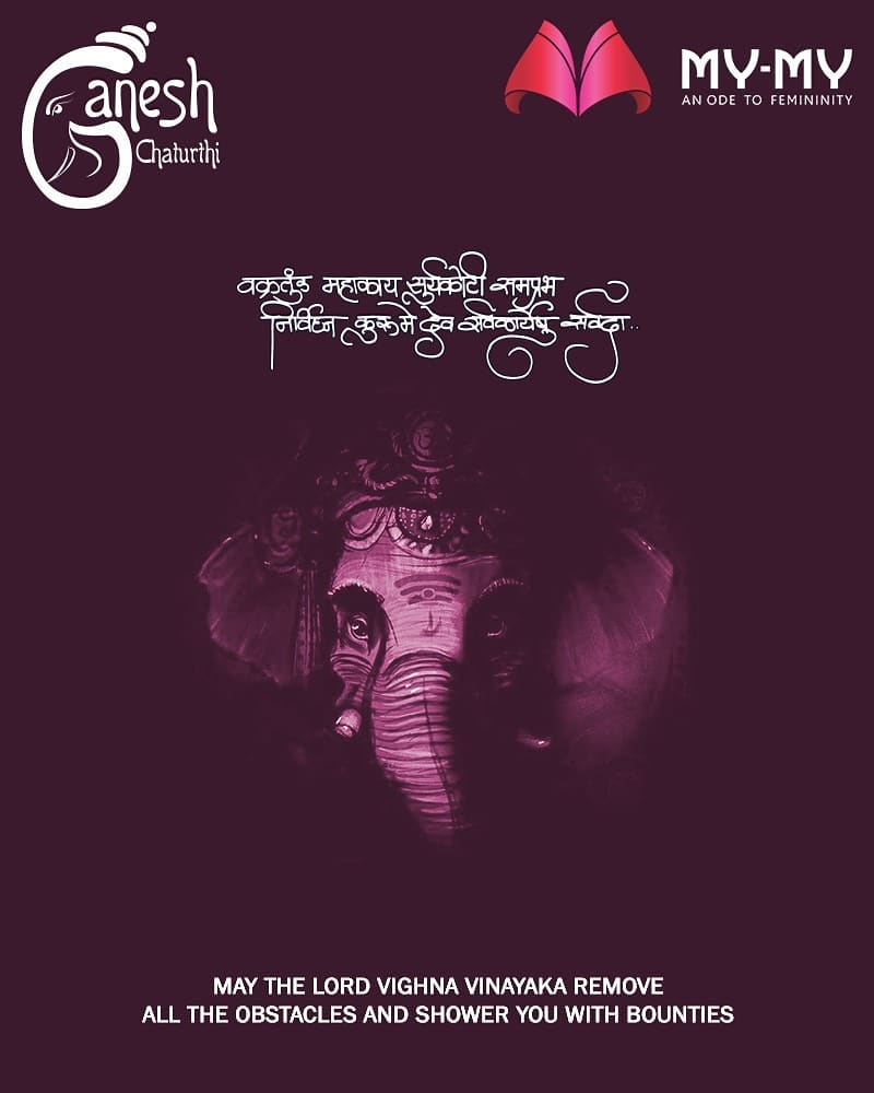 Warm greetings to everyone on the auspicious occasion of Ganesh Chaturthi!  #GaneshChaturthi #GanpatiBappaMorya #Ganeshotsav #HappyGaneshChaturthi #GaneshChaturthi2018 #MyMyAhmedabad #Fashion #Ahmedabad