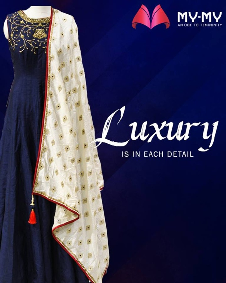 Luxury lies in each detail and weddings are the best time to indulge in more opulent clothing.  #TraditionalEnsembles #BridalCollection #BridesOfIndia #BridalWear #TraditionalWear #FemaleFashion #Ahmedabad #EthnicWear #BeautifulDresses #Sparkle #Gujarat #India