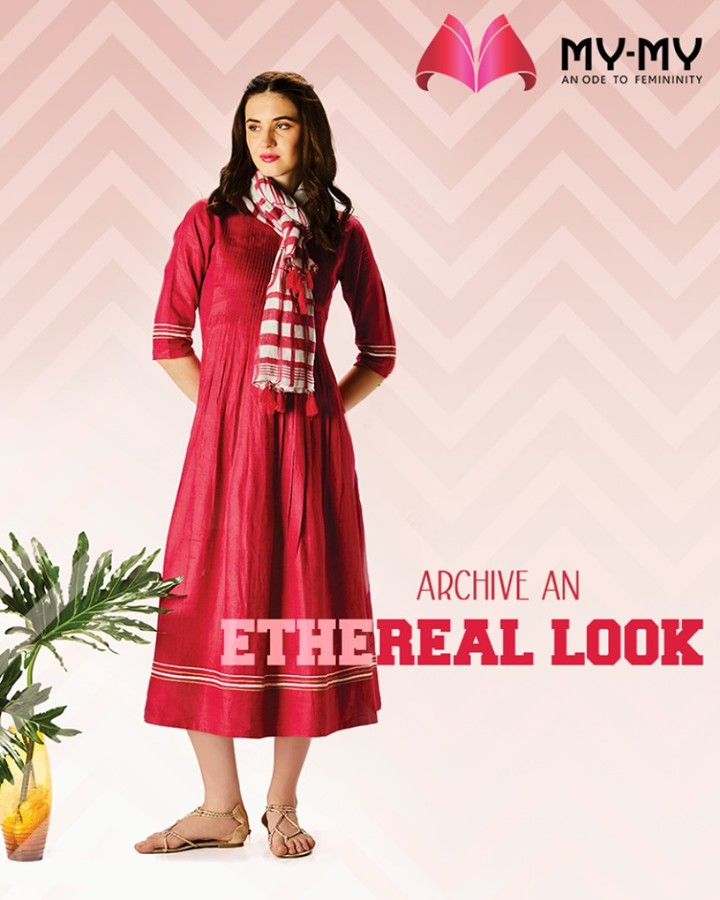 Archive an ethereal look and treat your fashion sense with the finest range of ensembles from My-My  #EtheralLook #FallForFashion #MyMy #MyMyCollection #ExculsiveEnsembles #ExclusiveCollection #Ahmedabad #Gujarat #India
