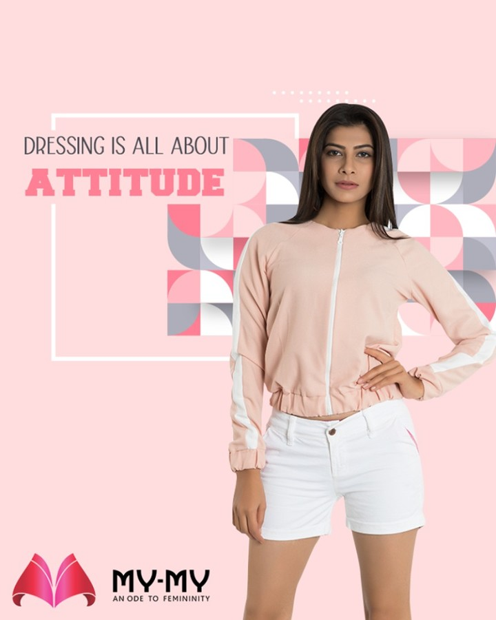 Dressing is all about attitude! Feel confident as you adorn the outfits that seamlessly blend style and comfort.  #StayStylish #GlamUpGlamourGame #TrendingOutfits #AssortedEnsembles #AestheticPerfection #FemaleFashion #Ahmedabad #BeautifulDresses #Sparkle #Gujarat #India
