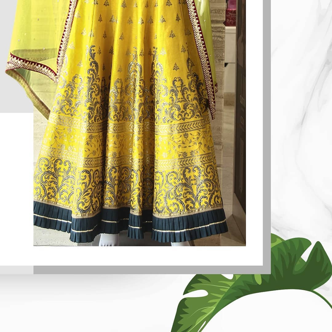 If you are smitten by the majestic look of Indian ethnic traditional wear, then buckle-up to embrace the summer sunshine traditionally with outfits from My-My.  #DroolworthyDesign #TrendingOutfits #AssortedEnsembles #FemaleFashion #SummerColours #SummerWardrobe #Ahmedabad #MYMY #Gujarat #India
