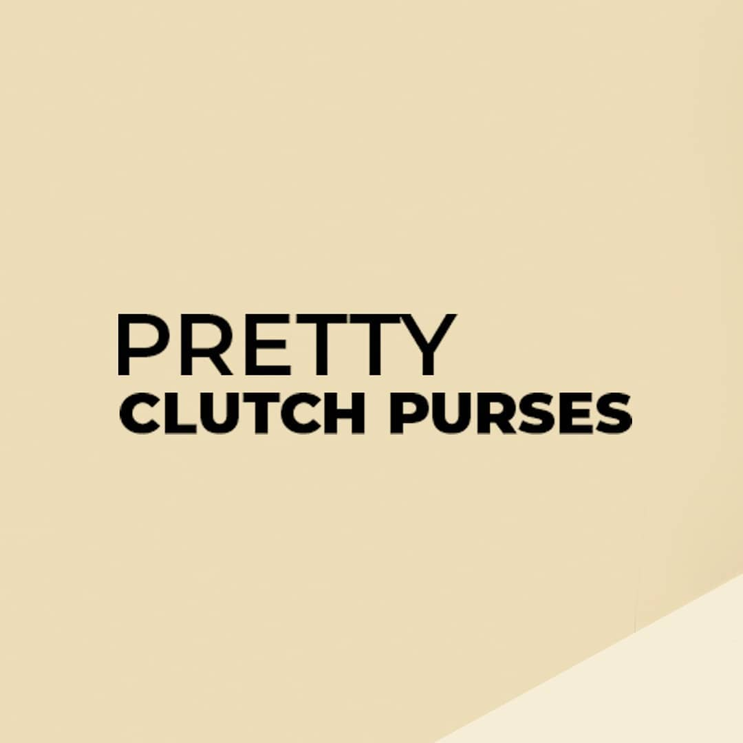Take a closer look at these pretty clutch purses that are the style legends in themselves.  #BagThemAll #MYMYStore #BagsToFallFor #EverydayEssentials #Fashion #DesignerBags #Shopping #FashionStore #Gujarat #India