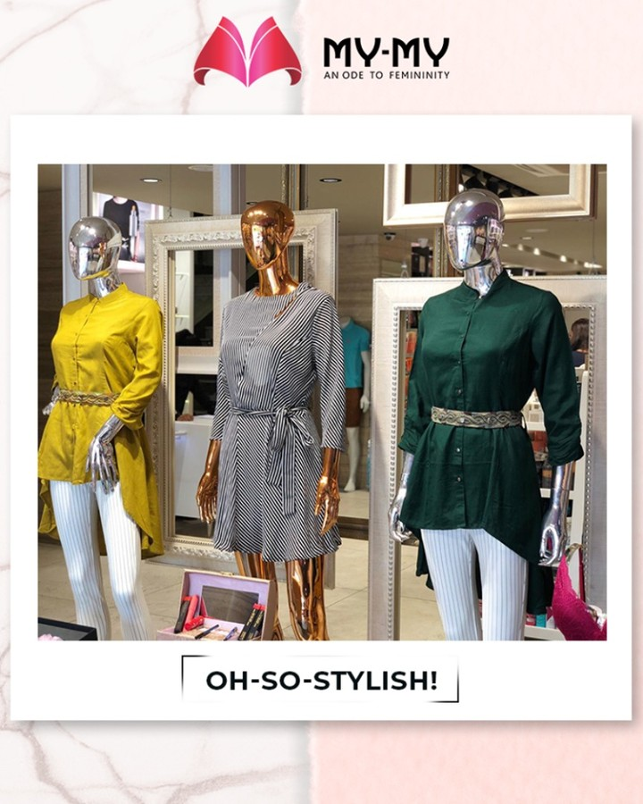 Oh-so-stylish, oh-so-eccentric!  #MyMy #MyMyCollection #ExculsiveEnsembles #ExclusiveCollection #Ahmedabad #Gujarat #India