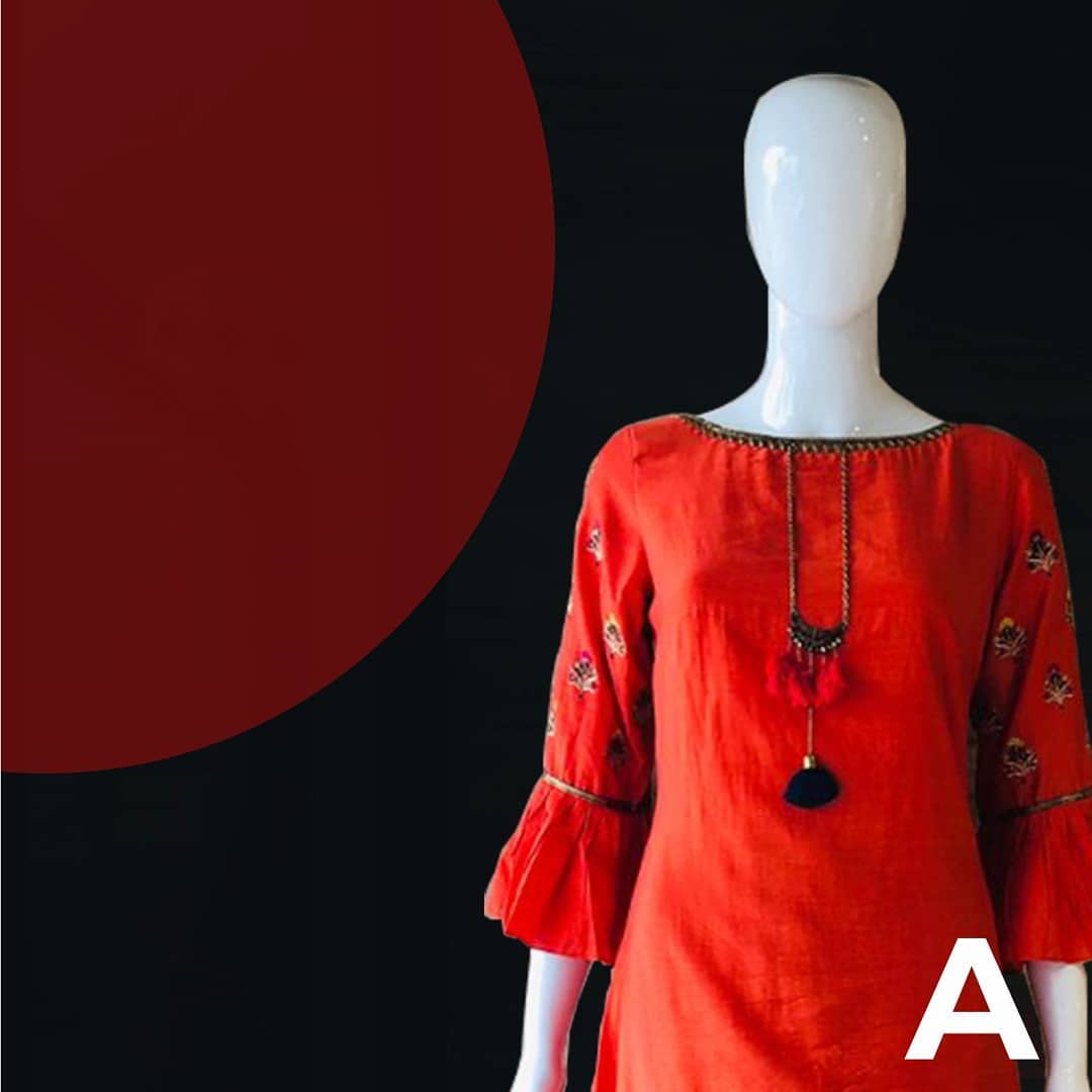 Shine on with Red Affair!  #MyMySale #Sale2019 #MyMy #MyMyCollection #ExculsiveEnsembles #ExclusiveCollection #Ahmedabad #Gujarat #India