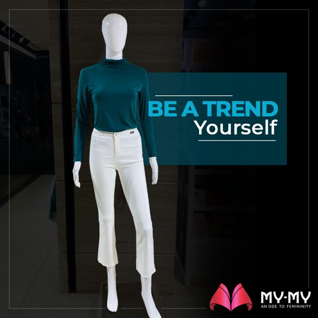 Time to be the trend  #MyMy #MyMyCollection #femalefashion #womensstyle #studentfashion #womensfashionwear #urbanfashion #fashionmotivation #womenclothingstore #womensfashionrange #womensurbanfashion #fashion #vogue #clothes #ExculsiveEnsembles #ExclusiveCollection #Ahmedabad #Gujarat #India