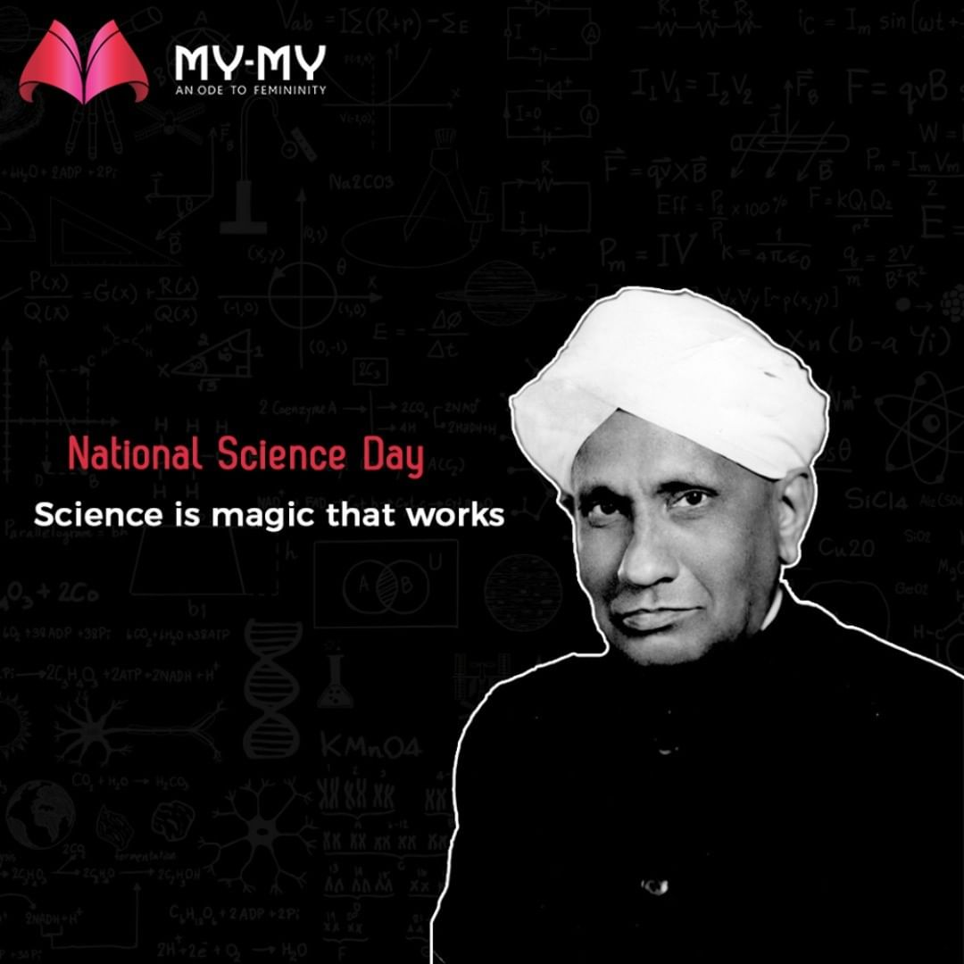 Science is magic that works. National Science Day!  #NationalScienceDay #ScienceDay #NationalScienceDay2020 #CVRaman #Science #MyMy #MyMyCollection #Comfy #Classic #Comfortableoutfits #WesternOutfits #vibrantcolors #ExculsiveEnsembles #ExclusiveCollection #Ahmedabad #Gujarat #India