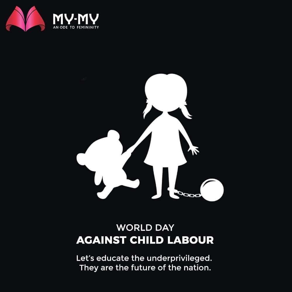 Let's educate the underprivileged. They are the future of the nation.  #WorldDayAgainstChildLabour #StopChildLabour #MyMyEdition #StayHome #StaySafe #CoronaVirus #Covid19 #ProtectYourself #IndiafightsCorona