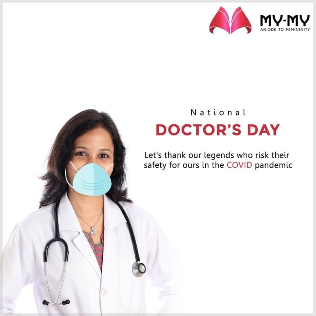 Let's thank our legends who risk their safety for ours in the COVID pandemic.  #DoctorsDay #NationalDoctorsDay #Doctorsday2020 #HappyDoctorsDay #MyMy #MyMyCollection #EthnicCollecton #ExculsiveEnsembles #ExclusiveCollection #Ahmedabad #Gujarat #India
