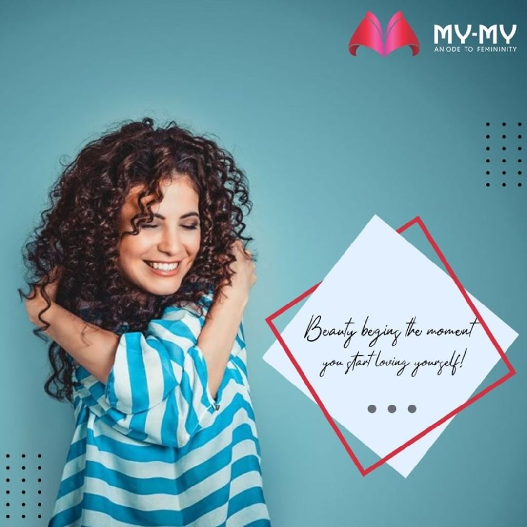 Beauty begins the moment you start loving yourself!  #MyMy #MyMyCollection #EthnicCollecton #ExculsiveEnsembles #ExclusiveCollection #Ahmedabad #Gujarat #India