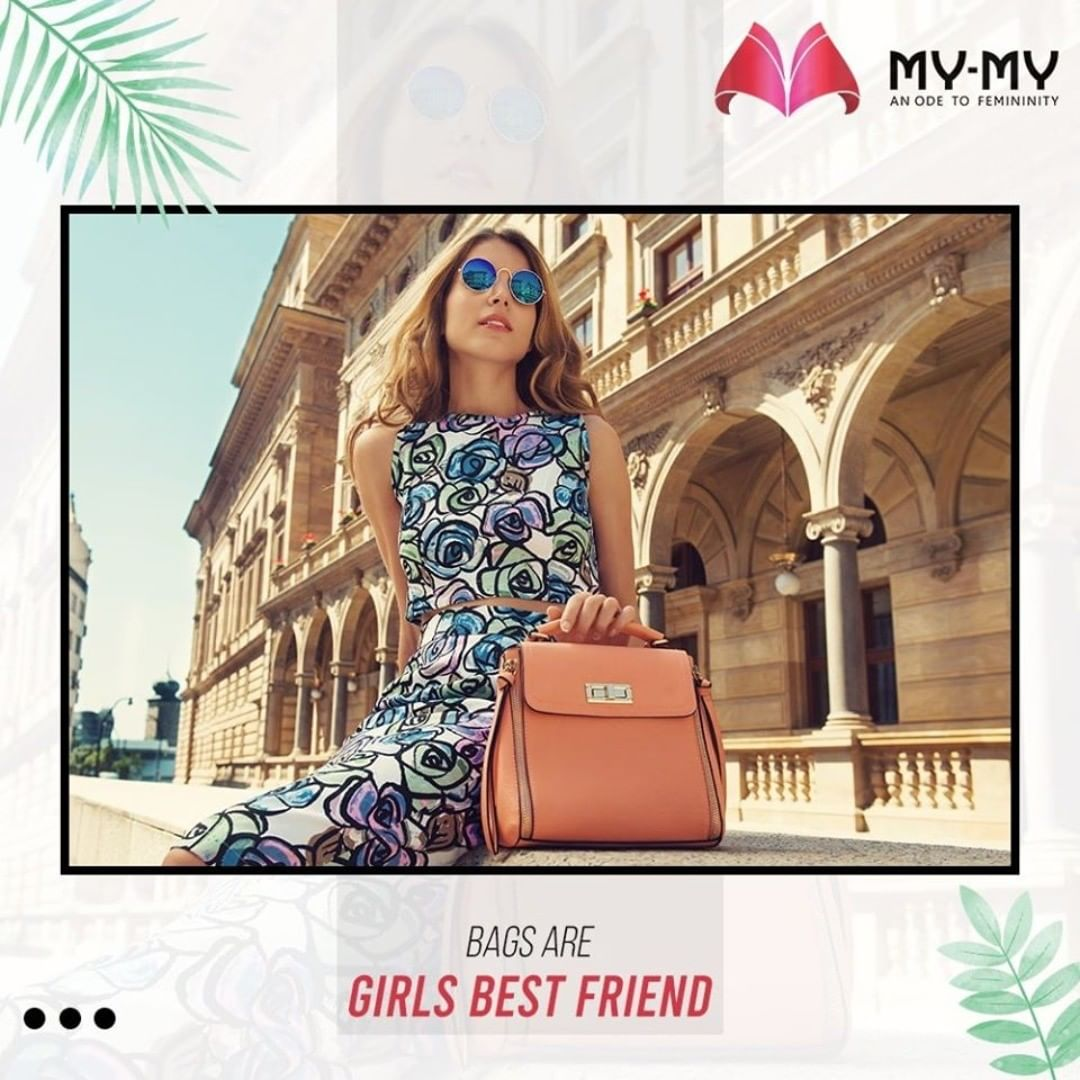 Find Trending bags at our Store that go with every outfit because you never leave your bag alone while going out, they are evidently your best friends.  #MyMy #MyMyCollection #EthnicCollecton #ExculsiveEnsembles #ExclusiveCollection #Ahmedabad #Gujarat #India