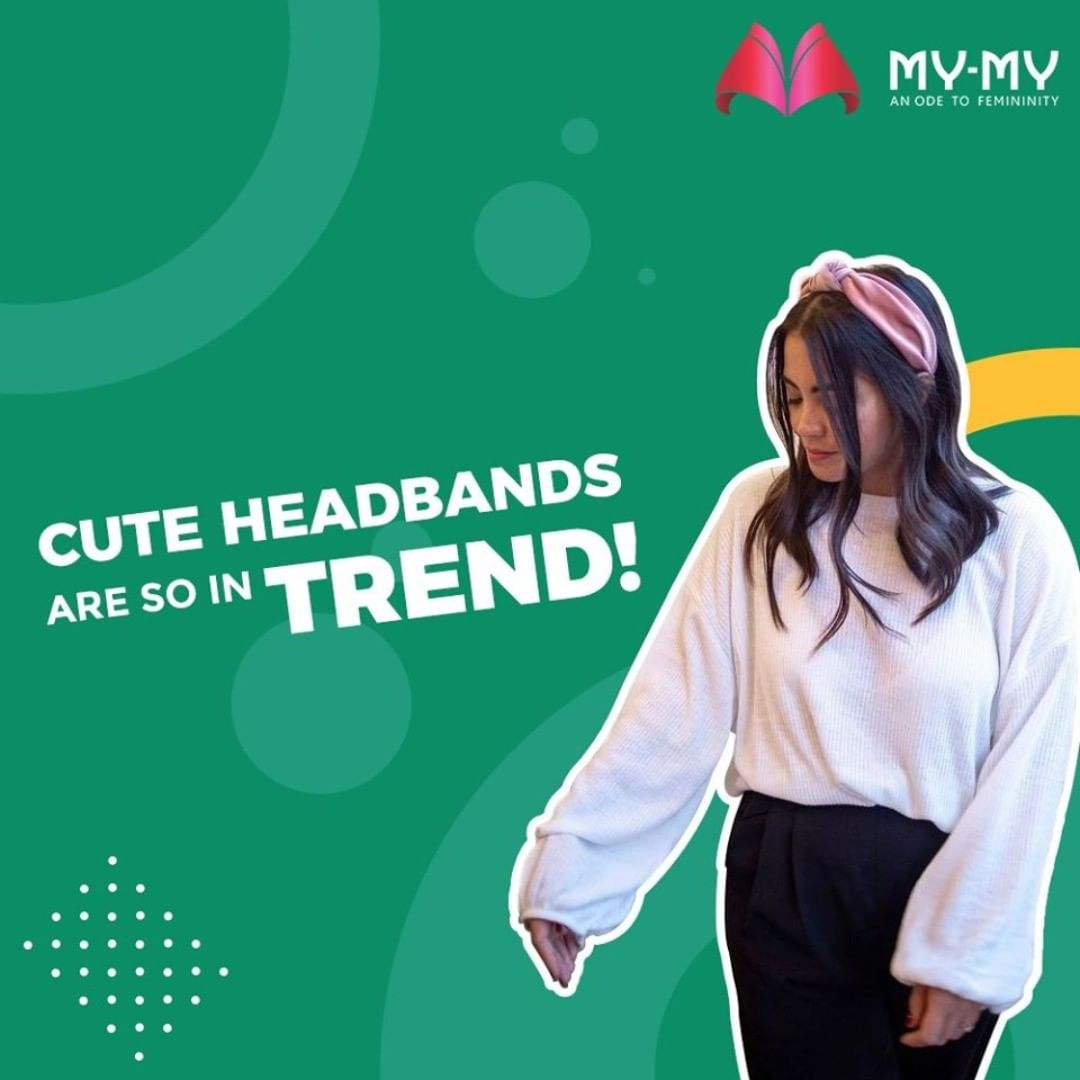 Style Tip: Wear your hair down and elevate your entire look with a cute Headband matching your Outfit.  #StyleTip #MyMy #MyMyCollection #EthnicCollecton #ExculsiveEnsembles #ExclusiveCollection #Ahmedabad #Gujarat #India