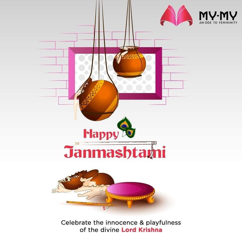 Celebrate the innocence & playfulness of the divine Lord Krishna  #HappyJanmashtami #KrishnaJanmashtami2020 #Janmashtami2020 #LordKrishna #Janmashtami #MyMy #MyMyCollection #ExculsiveEnsembles #ExclusiveCollection #Heels #Fashion #Clothing #FashionQuotes #Ahmedabad #Gujarat #India