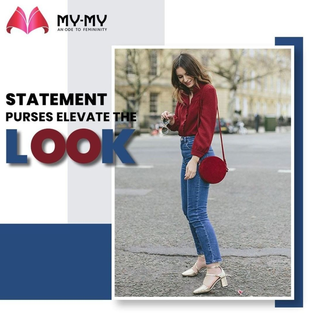 Style Tip: Wear a matching purse or even a contrasting purse with a simple outfit and elevate your look!  #MyMy #MyMyCollection #Clothing #Fashion #Tops #Pants #Purse #Casual #Style #WomensFashion #ExculsiveEnsembles #ExclusiveCollection #Ahmedabad #Gujarat #India