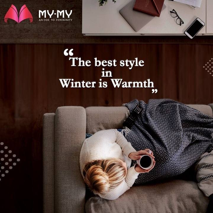 The best style in Winter is Warmth .  #MyMy #MyMyCollection #Clothing #Fashion #Outfit #FashionOutfit #Jacket #Pullover #Sweater #WinterOutfits #Style #WomensFashion #Ahmedabad #SGHighway #SGRoad #CGRoad #Gujarat #India