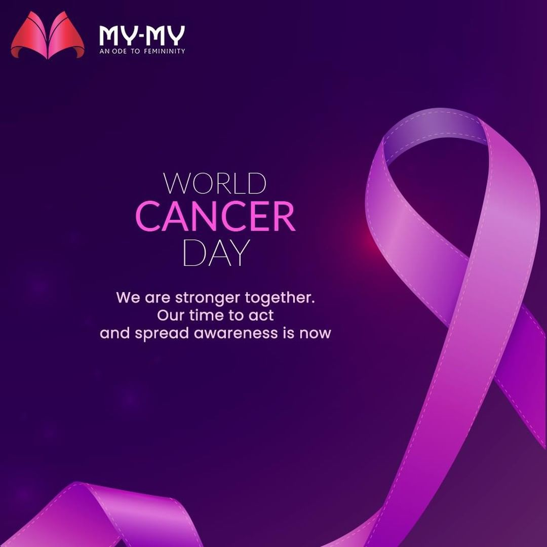 We are stronger together. Our time to act and spread awareness is now.   #WorldCancerDay #IAmAndIWill #WorldCancerDay2021 #ActAgainstCancer #MyMy #MyMyCollection #Clothing #Fashion #Style #WomensFashion #ExculsiveEnsembles #ExclusiveCollection #Ahmedabad #Gujarat #India