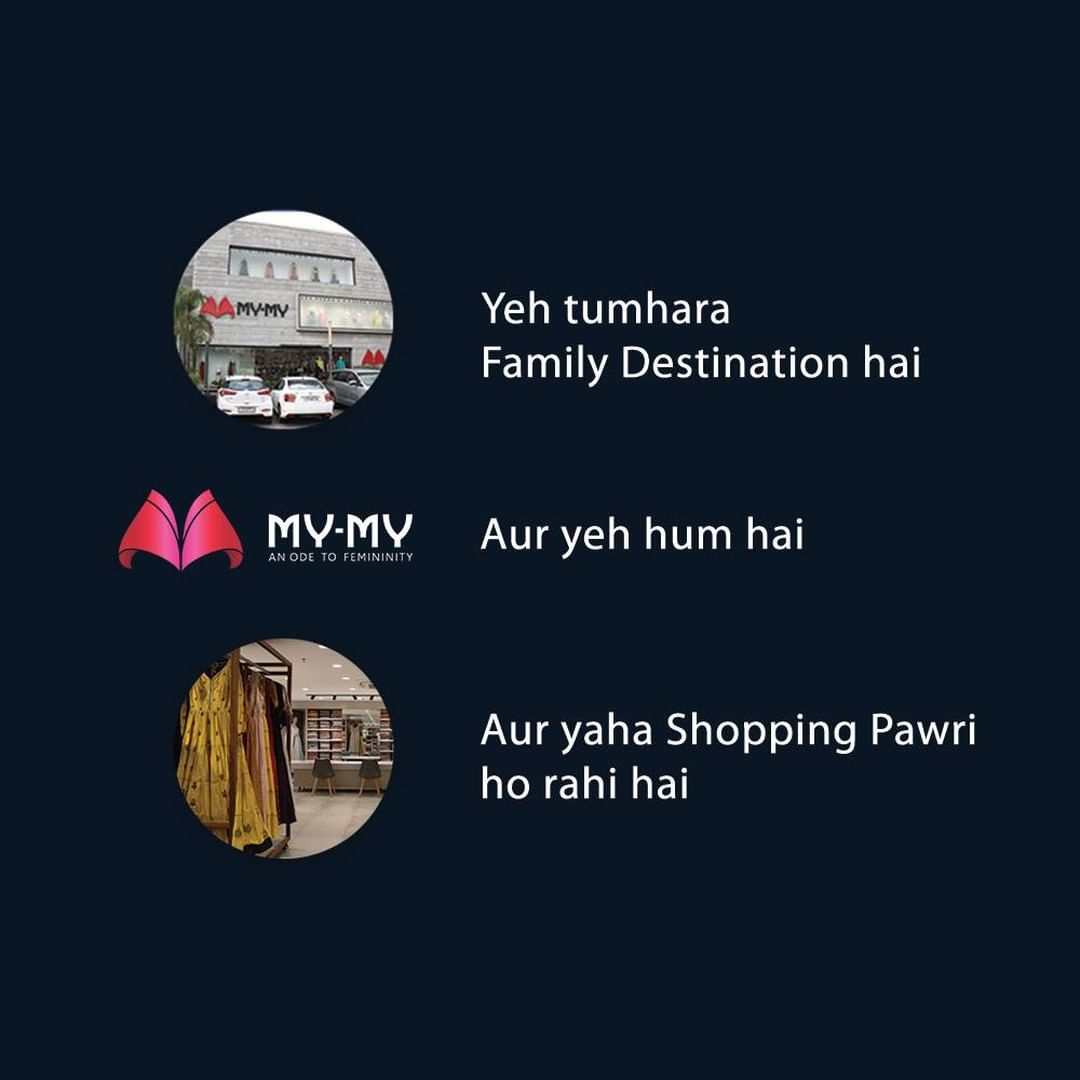 My-My,  MyMyAhmedabad, DiwaliShopping