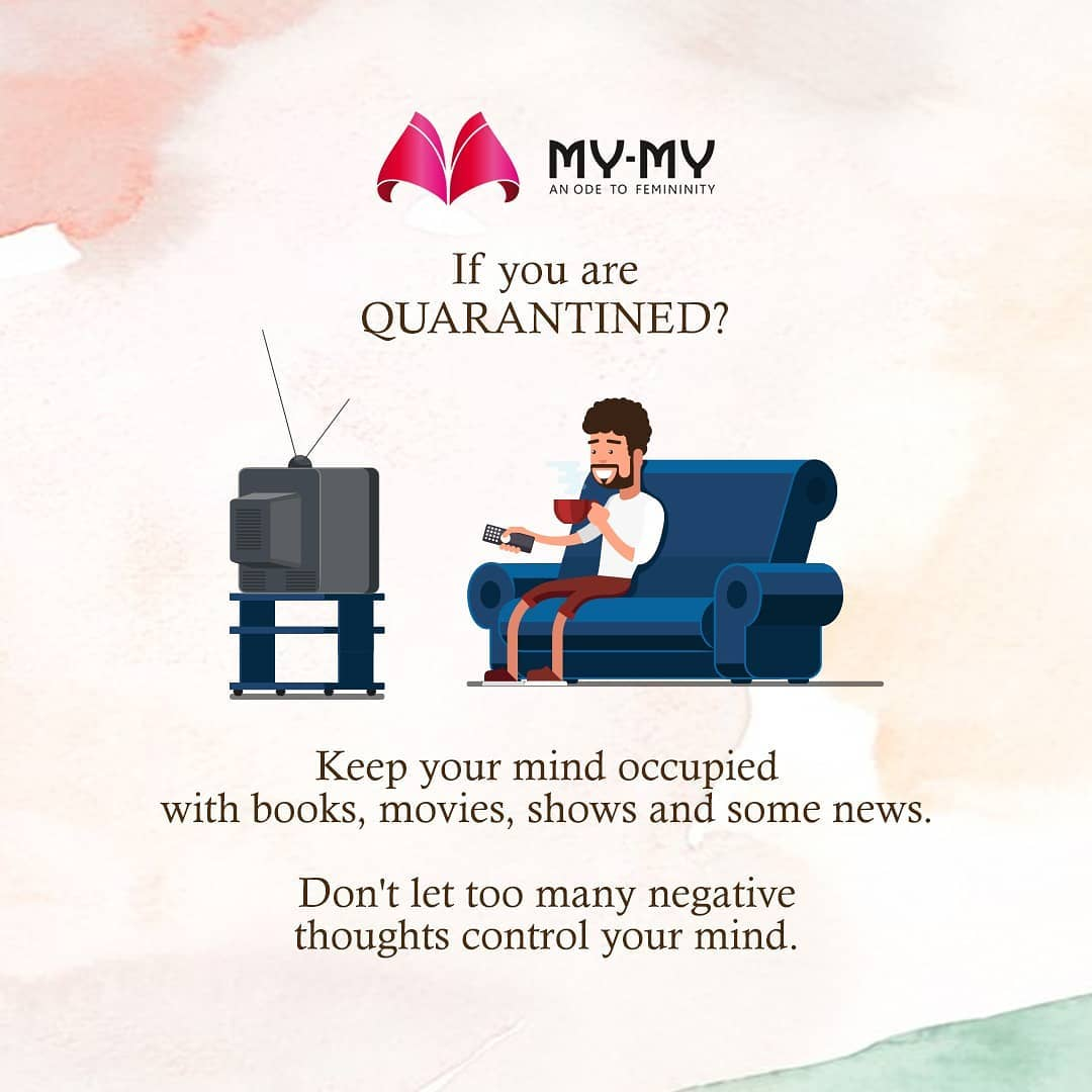 Entertainment and information are the new necessities in these times.  They strengthen us in expected ways. Don't let too much negativity weaken you.  #mymy #mymyahmedabad #stayathome #staysafe #protectyourself #entertainment #information #nonegativity #quarantinetips