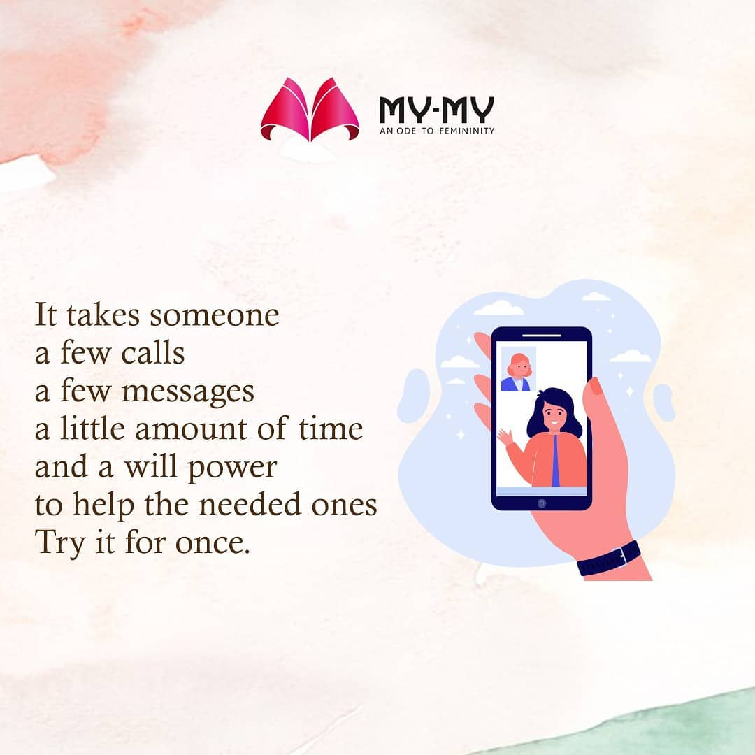 A person can survive for many more years if you could spare few minutes to help them.  If possible, take this little step to help someone and witness them walking miles. . . . . #mymy #mymyahmedabad #stayathome #staysafe #protectyourself #smallsteps