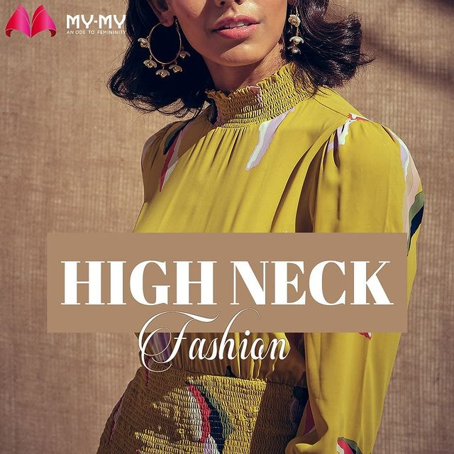 Turtle necks, or high necks, are one of the most feminine patterns of modern designs These blouses can accentuate your neck and torso so much that you're sure to stand out.  Shop your choice of style from the latest collection at My-My store!🛍️  #womenclothing #fashionble #fastfashion #trendyclothes #trending #comfyclothes #practicalfashion #fashiontrends2021 #womensfashion #shoplocal #discountshopping #trendywomenwear #modernwear #fashion #ahmedabad #mymy #mymyahmedabad #gujaratfashion #ahmedabadfashion #ahmedabadclothing #CGRoad #SGHighway #SGRoad
