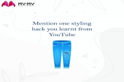 We all desired to convert a men's shirt into a skirt, didn't we?  Mention some other styling hacks in the comment section. . . . . #stylinghack #stylinghacks #fashionhack #fashionhacks #MyMy #MyMyCollection #stylishoutfits  #Clothing #Fashion #Outfit #FashionOutfit #summerwear #nightwear #comfywear #formalwear #intimatewear  #swimwearfashion #cosmetics #swimwear #summeroutfits #Style #fashioninahmedabad  #ahmedabadclothing #ahmedabadfashion #gujaratfashion #WomensFashion #Ahmedabad #SGHighway #SGRoad #CGRoad